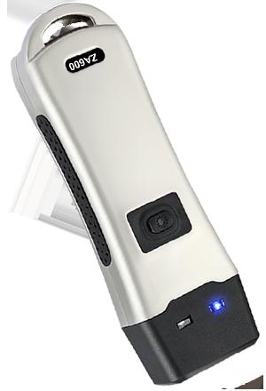 真地软件版巡更机ZA600
