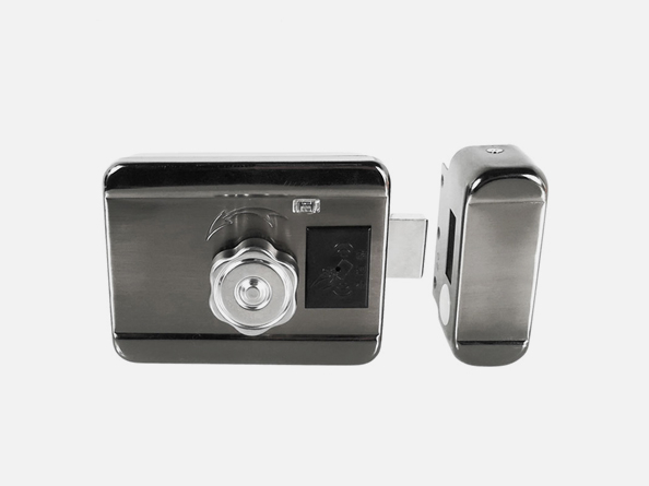 免布线刷卡电控锁C06
