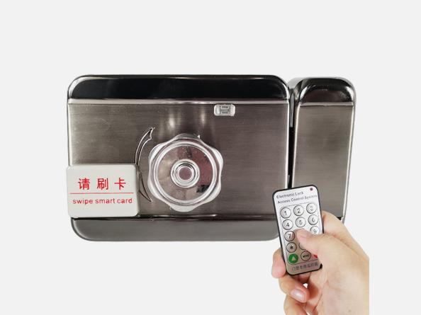 智能刷卡电控锁C07