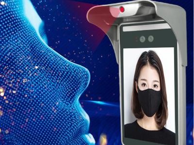 人脸识别测温厂家广州真地解析学校安装人脸识别测温闸机的原因